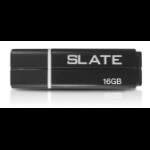 Patriot Memory Slate 16GB USB flash drive USB Type-A 3.0 (3.1 Gen 1) Black