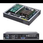 Supermicro SYS-E300-9D server barebone Intel SoC Black