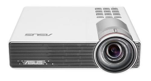 ASUS P3B beamer/projector 800 ANSI lumens DLP WXGA (1280x800) Draagbare projector Wit