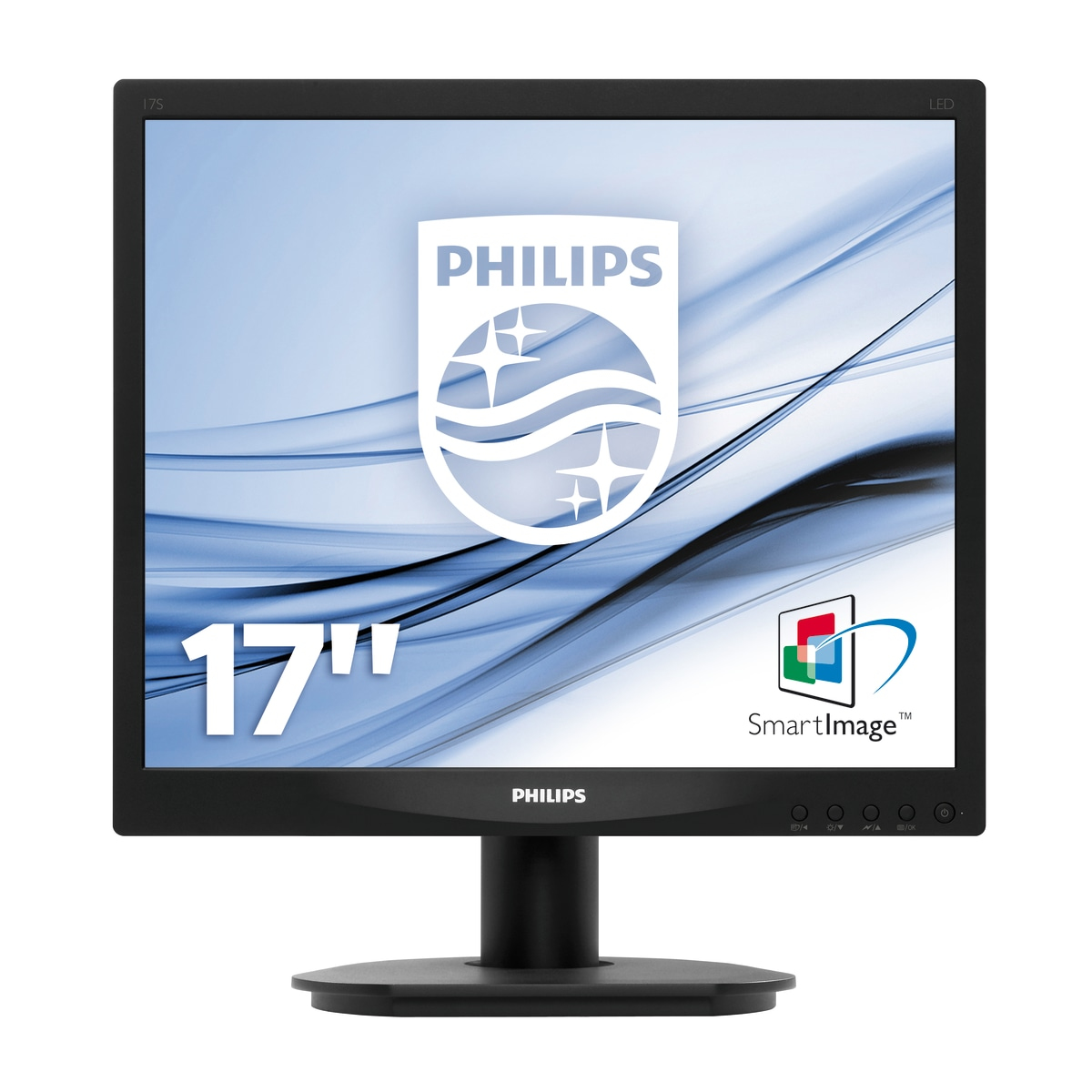 Philips S Line Monitor LCD, retroiluminación LED 17S4LSB/00