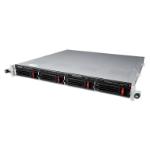 Buffalo TeraStation 6400RN Ethernet LAN Rack (1U) Zwart NAS