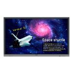 "Benq RE6501 signage display Interactive flat panel 65"" LED 4K Ultra HD Black Touchscreen"