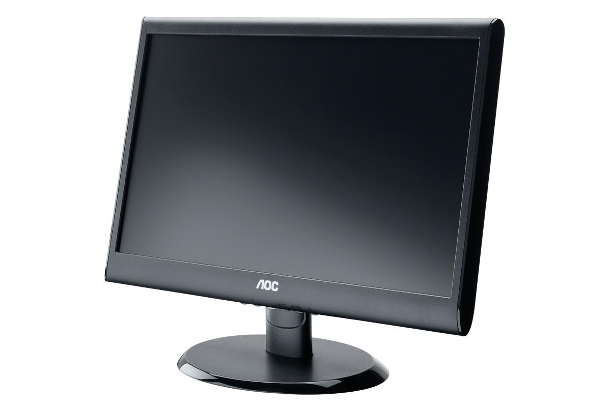 Aoc E950swdak Computer Monitor 47 Cm 18 5 Quot Black 0 In