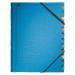 Leitz 39120035 Cardboard Blue folder