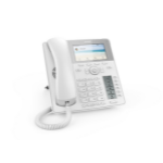 Snom D785 IP phone White Wired handset TFT