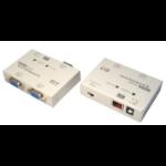 Cables Direct KVM-VGAXT network extender Network transmitter & receiver