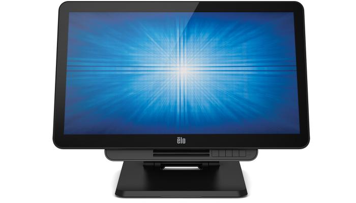"""Elo Touch Solution E549423 sistema POS 49,5 cm (19.5"""") 1920 x 1080 Pixeles Pantalla táctil Todo-en-Uno Negro"""