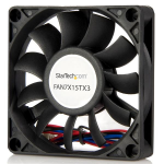 StarTech.com 70x15mm Replacement Ball Bearing Computer Case Fan w/ TX3 ConnectorZZZZZ], FAN7X15TX3