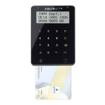 Reiner SCT tanJack Bluetooth smart card reader Indoor/Outdoor Black
