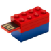 PNY 32GB LEGO 32GB USB 2.0 Blue,Red USB flash drive