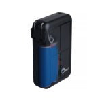 Siig 3-in1 Power Bank Charger Lithium-Ion (Li-Ion) 6000mAh Black power bank