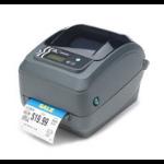 Zebra GX420t label printer Direct thermal / thermal transfer 203 x 203 DPI Wired