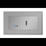Blustream HEX11WP-TX AV extender AV transmitter Stainless steel