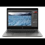 "HP ZBook 14u G6 Silver Mobile workstation 35.6 cm (14"") 1920 x 1080 pixels 8th gen Intel® Core™ i7 16 GB DDR4-SDRAM 512 GB SSD Windows 10 Pro"