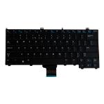 Origin Storage N/B KBD Lat 5400 / 5401 US ENG 81 Keys Backlit DP