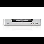 ATEN 2 PORT USB 2.0 DVI DUAL VIEW KVMP SWITCH. Support HDCP, Video DynaSync, Dual Link, Audio, Mouse emul