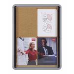 Nobo Internal Glazed Case Cork 4xA4