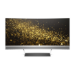 "HP ENVY 34 Curved 34"" UltraWide Quad HD VA Black,Silver computer monitor"