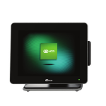 """NCR RealPOS XR7 All-in-one 15"""" 1024 x 768pixels Touchscreen Black"""