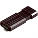 Verbatim PinStripe 64GB 64GB USB 2.0 Black USB flash drive