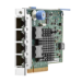 Hewlett Packard Enterprise Ethernet 1Gb 4-port 366FLR 1000 Mbit/s Interno
