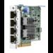 Hewlett Packard Enterprise Ethernet 1Gb 4-port 366FLR 1000 Mbit/s Internal