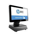 "HP rp 2030 All-in-one 2.41GHz J2900 14"" 1366 x 768pixels Touchscreen Black POS terminal"
