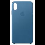 "Apple MTEW2ZM/A funda para teléfono móvil 16,5 cm (6.5"") Funda blanda Azul"
