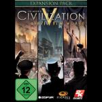 Aspyr Media Sid Meier'sCivilization V: Brave New world DLC Video game downloadable content (DLC) Mac Sid Meier's Civilization V Deutsch
