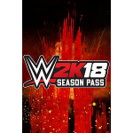 Microsoft WWE 2K18 Season Pass, Xbox One Video game add-on