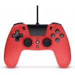 Gioteck VX-4 Red Gamepad Analogue / Digital PlayStation 4