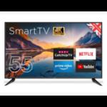 "Cello C55RTS4K TV 139.7 cm (55"") 4K Ultra HD Smart TV Wi-Fi Black"