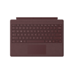 Microsoft Surface Pro Signature Type Cover Microsoft Cover port Burgundy mobile device keyboard