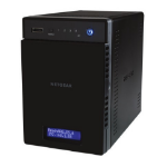 Netgear ReadyNAS 214 NAS Ethernet LAN Black