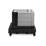 HP LaserJet 2x500/1x1500-sheet High-capacity Input Feeder with Stand