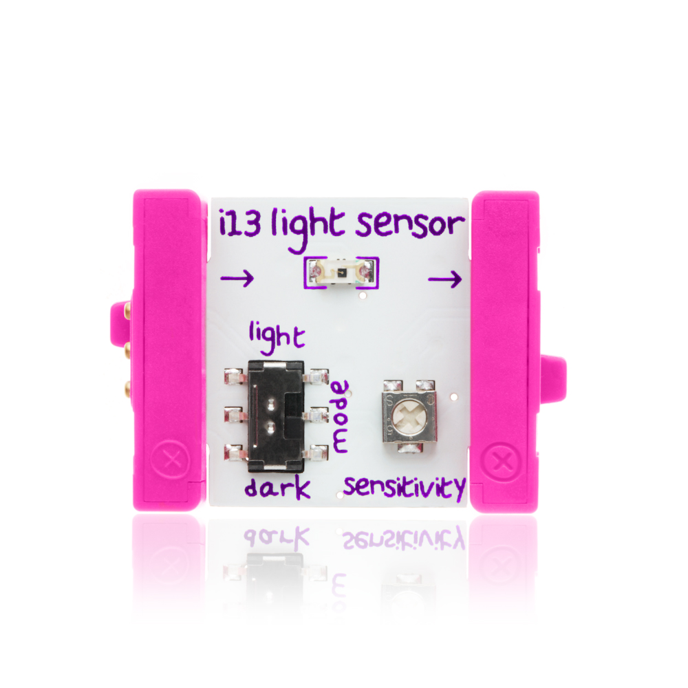 LITTLEBITS Input Bits - Light Sensor