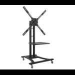 Atdec TH-TVCB Multimedia cart Black multimedia cart/stand