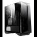 MSI MPG GUNGNIR 110R Mid Tower Gaming Computer Case Black, USB 3.2 Gen2 Type C, 4x 120mm ARGB Fan, Mystic Light Sync, 1 to 6 ARGB Control board, 2x Tempered Glass Panels, ATX, mATX, mini-ITX