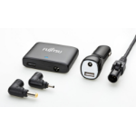 Fujitsu Car/Air DC Mini Auto Black mobile device charger