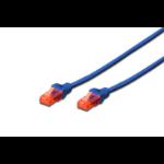 Digitus DK-1617-0150/B networking cable Blue 1.5 m Cat6 U/UTP (UTP)