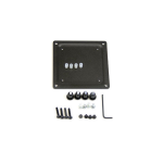 Ergotron 75 mm to 100 mm Conversion Plate Kit