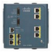 Cisco IE-3000-4TC switch Gestionado L2 Fast Ethernet (10/100) Azul