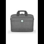"""Port Designs Yosemite Eco TL notebook case 39.6 cm (15.6"""") Briefcase Grey 400701"""