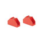 Panduit UGB-IN-SO Plastic Red grounding hardware