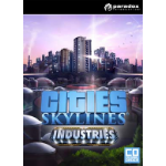 Paradox Interactive Cities: Skylines - Industries, PC/Mac/linux Videospiel Standard Linux/Mac/PC Deutsch