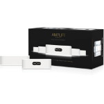 AmpliFi Instant wireless router Gigabit Ethernet Dual-band (2.4 GHz / 5 GHz) White