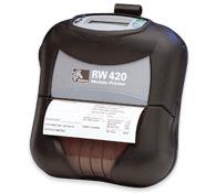 Zebra RW 420 Soft Case Black