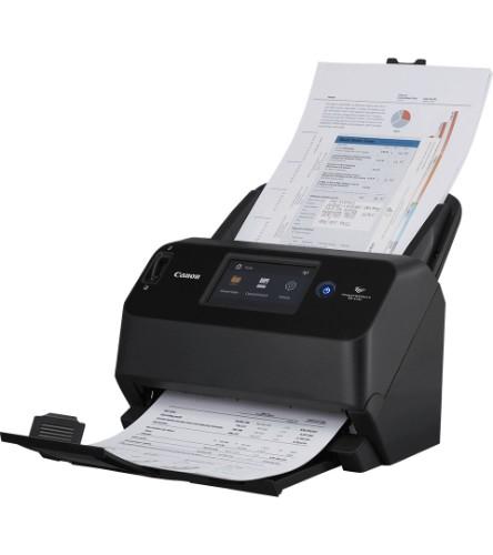 Canon imageFORMULA DR-S130 Sheet-fed scanner 600 x 600 DPI A4 Black