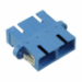 AMP 1-5502776-1 SC Blue fiber optic adapter
