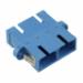 AMP 1-5502776-1 SC Blue fiber optic adapter